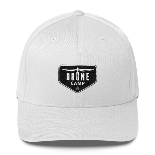 Drone Camp Embroidered Cap