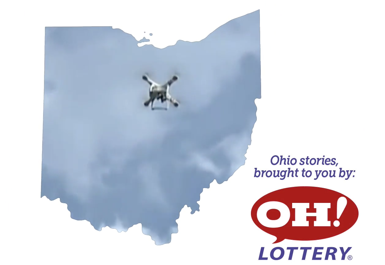 Ohio Lottery Matt King Drone Camp