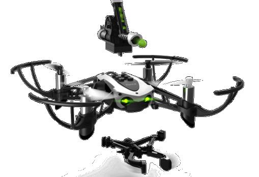 DroneCamp_ParrotMambo